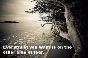 otherside of fear.
